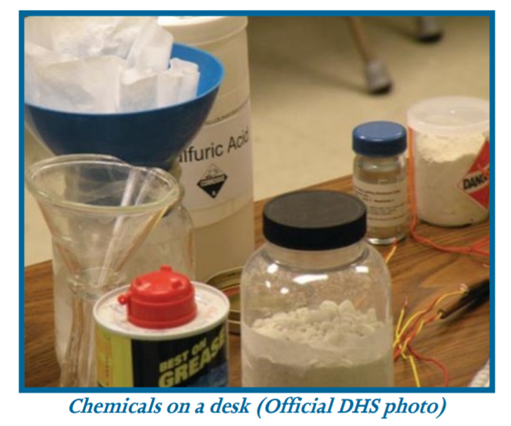 Thumbnail for Thumbnail for Homemade Explosives (HME) and Precursor Awareness Course (AWR-338)