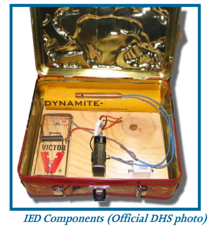 Thumbnail for Improvised Explosive Device (IED) Construction and Classification Course (AWR-333)