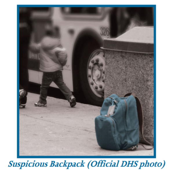 Thumbnail for Response to Suspicious Behaviors and Items Course (AWR-335)