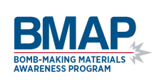 BMAP Logo with a fuse